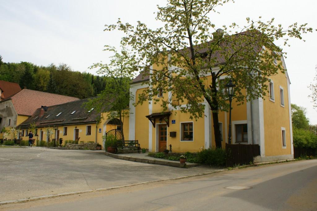 Schloss-Residenz Hotel Garni