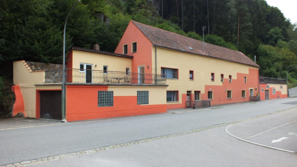 Ferienwohnung an der Vils in Traidendorf